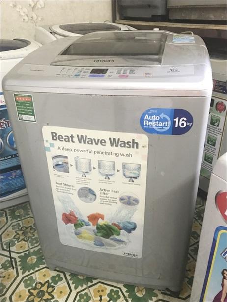máy giặt Hitachi 16kg Japan giá rẻ