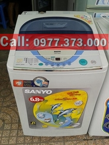 Bán máy giặt Sanyo, 6kg , 7kg, 8kg