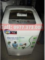 Máy giặt LG 6.5kg cửa trên mới 99%