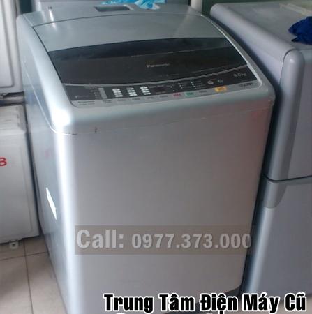 Máy giặt cũ panasonic 9kg