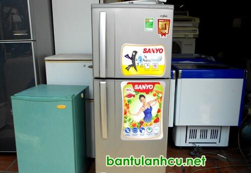 tủ lạnh cũ 50 lít, 80 lít, 90 lít, giá rẻ, miễn phí vận chuyển.