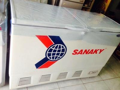 đại lý tủ cấp đông 300 lít sanaky, funiki, nagakawa