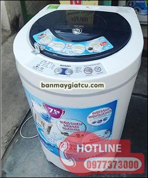 máy giặt Sharp 7kg, đẹp, zin nguyên bản giá rẻ