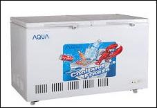tủ cấp đông 1 ngăn .Tủ đông Aqua AQF-600C mới nguyên hộp, bảo hành 18 tháng