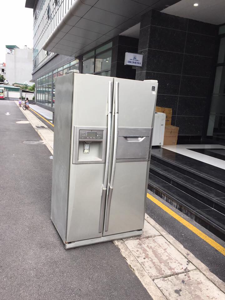 tủ lạnh 2 cánh mở Hàn Quốc cực đẹp giá rẻ nhất thị trường