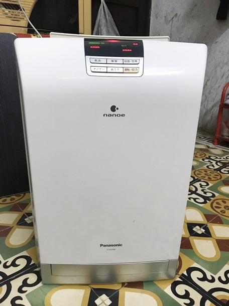 Máy LỌC KHÔNG KHÍ Nhật bãi Panasonic F-VXD40 có bù ẩm
