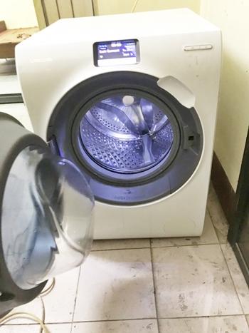 Máy giặt cửa trước 10kg Samsung đời mới