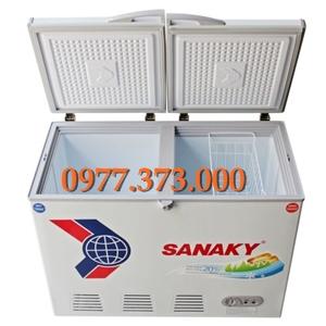 Bán tủ đông cũ Sanaky 280 lít.