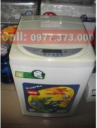 Máy giặt LG 6,6 kg  lòng inox không rỉ, chưa sửa chữa.