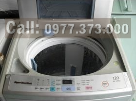 Máy giặt cũ hiatachi 12 kg