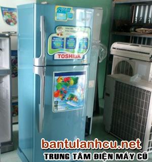 Bán Tủ Lạnh Toshiba cũ 270 lít