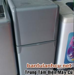 tủ lạnh cũ 120 lít, toshiba