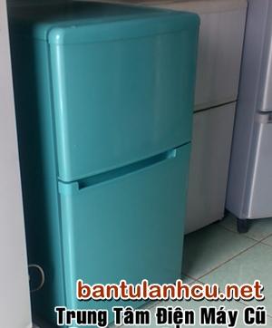 Bán tủ lạnh Toshiba 120L lít cũ giá rẻ