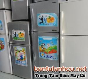 bán tủ lạnh cũ toshiba 250 lít