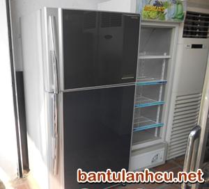 bán Bán Tủ Lạnh cũ Toshiba 500 lít giá rẻ