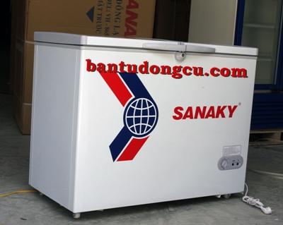 tủ đông cũ sanaky 650 lít