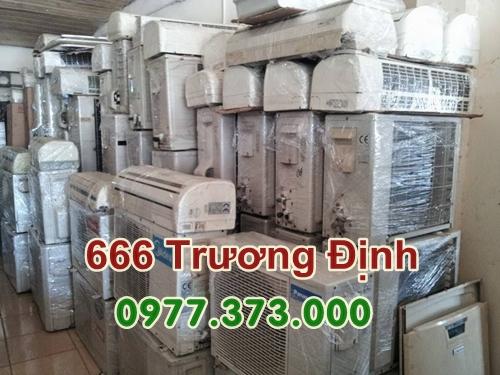 tủ lạnh cũ toshiba 180 lít, mới 90%, giá rẻ tại 666 Trương Định