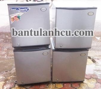 bán rẻ lô tủ lạnh cá nhân 50 lít, làm được đá