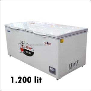 Tủ Đông Alaska HB-12 dung tích 1.200 lít giá 13,5 triệu
