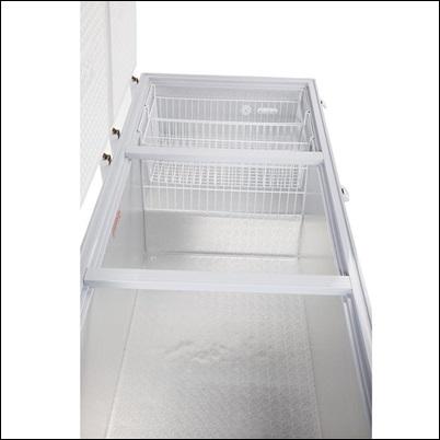 tủ cấp đông 3 cánh lật alaska 1.400 lít mới 100%
