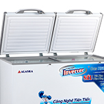 tủ đông mát 460 lít alaska mới 100% Alaska FCA 4600 CI