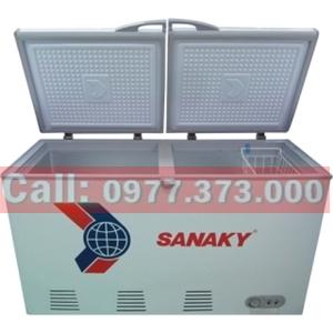 Bán tủ đông cũ Sanaky 300 lít.