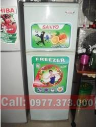 Tủ lạnh Sanyo 150 lít đẹp.