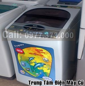 Cần bán máy giặt cũ Sanyo 7.2kg
