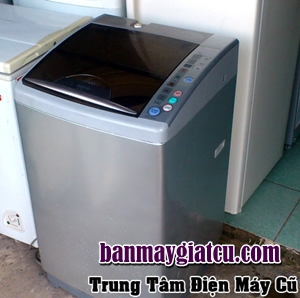 Bán máy giặt Sanyo 8Kg cũ giá rẻ