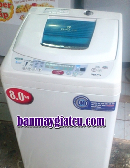 Cần bán máy giặt Sanyo 8kg cũ giá rẻ