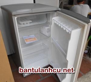 Cần bán tủ lạnh mini Sanyo 90l lít giá rẻ, bảo hành 12 tháng tâ...
