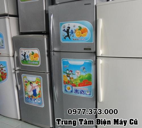 Cần Bán tủ lạnh cũ Tại HN 90 lít, 100 lít, 120 lít..., 400 lít ....