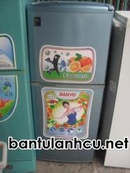 Bán tủ lạnh cũ các loại - bán giá rẻ nhất HN
