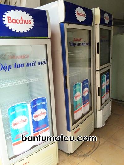 Công ty chuyên bán tủ mát cũ giá rẻ Hà Nội
