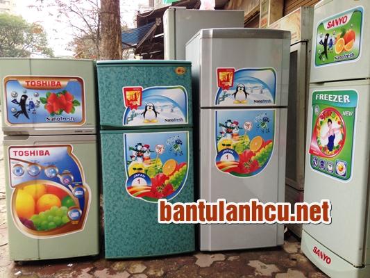 tủ lạnh cũ 120 lít, giá rẻ nhất