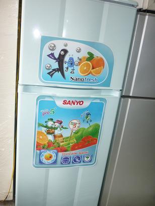 tủ lạnh cũ- cửa hàng điện máy cũ 666 Trương Định