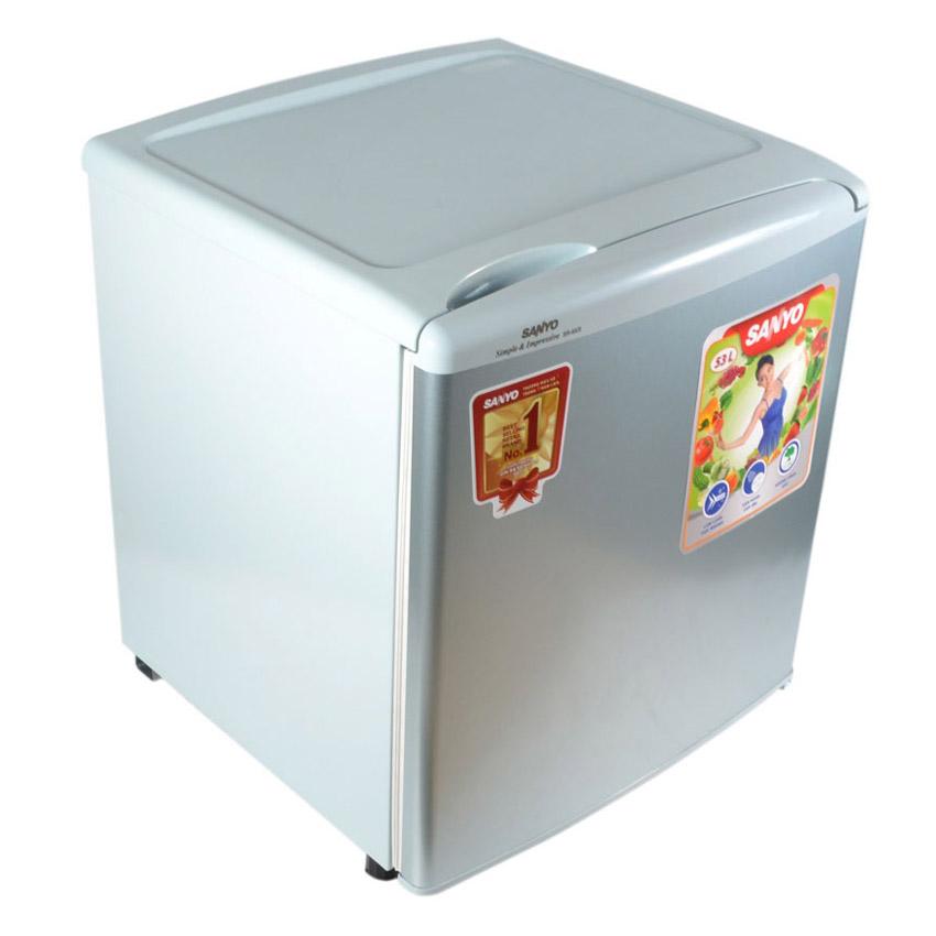 Phá giá, tủ lạnh 50 lít, sanyo, mới 100%, giá chỉ 1.8tr, bảo hàn...