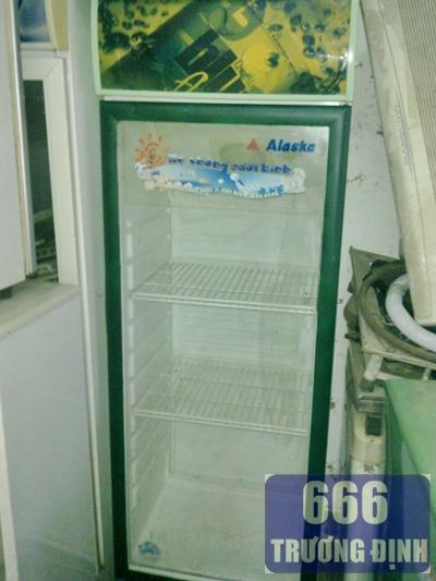 tủ mát alaska 280-300 lít cũ