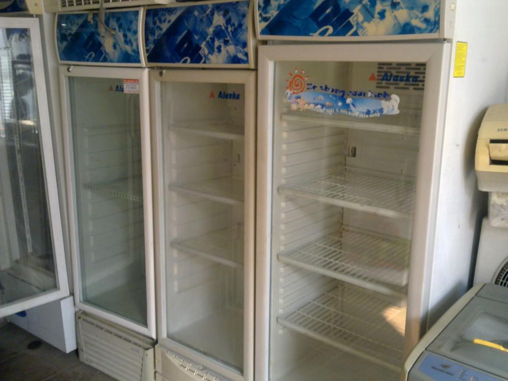 tủ mát alaska từ 200-300 lít, lạnh sâu, bền đẹp