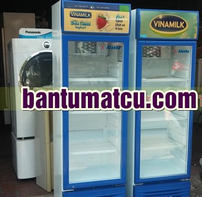 bán buôn bán lẻ tủ làm mát sanaky, vinamilk 280-300 lít, giá rẻ n...