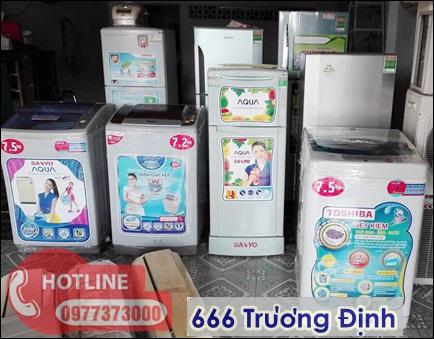 đại lý tủ lạnh máy giặt cũ giá sinh viên, uy tín, chất lượ...