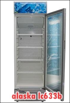 Tủ Mát 1 Cánh Alaska LC-633B 400 lít giá 6.4 triệu