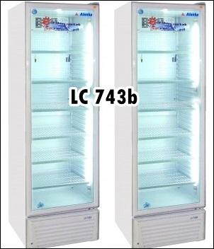 Tủ mát Alaska LC-743B , 450 lít 1 cửa giá 6,4 triệu