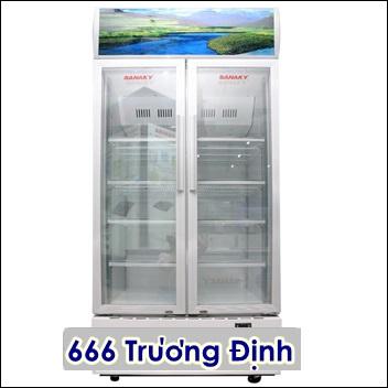 Tủ mát Sanaky VH-8009HP , tủ mát dàn đồng 800 lít.