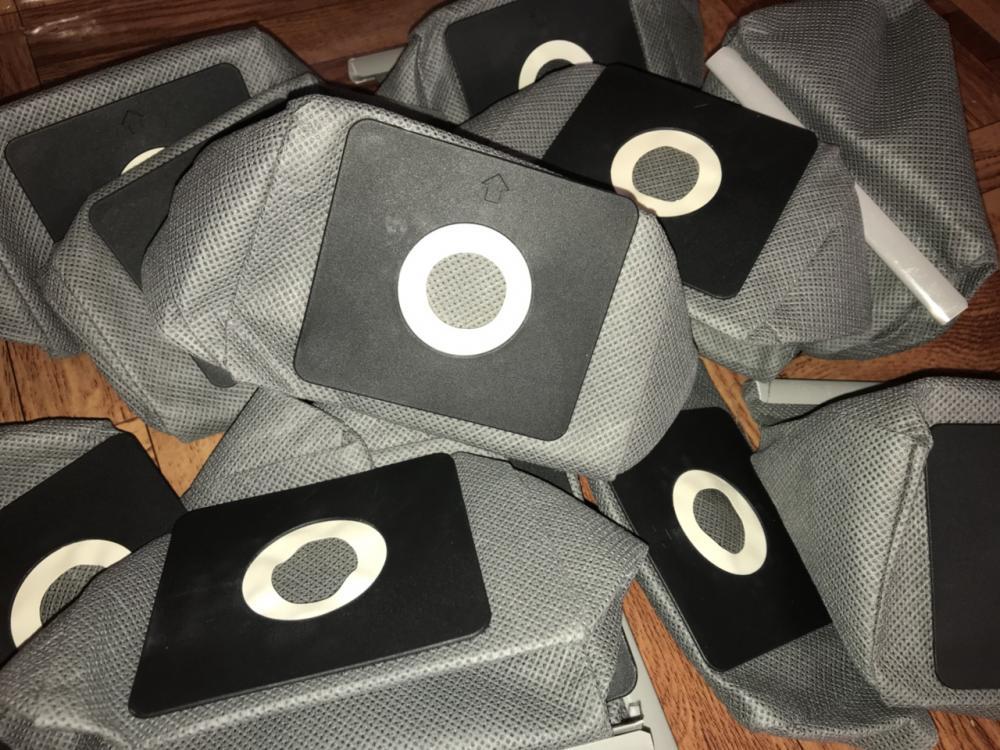phân phối túi lọc rác| túi chứa rác cho máy hút bụi các loại...