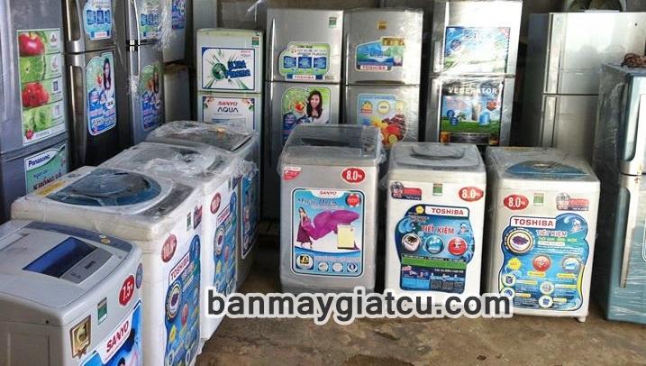 đại lý máy giặt cũ, máy giặt giá rẻ