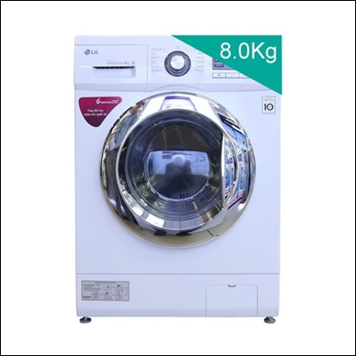 Máy giặt LG lồng ngang 8.0KG tiết kiệm điện