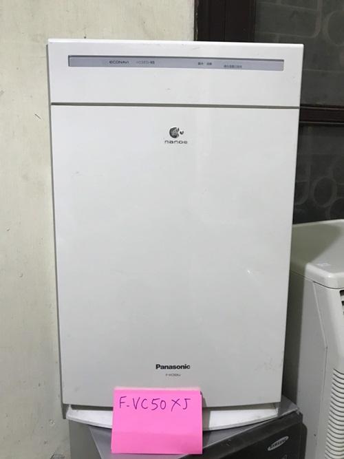 Máy Lọc Không Khí, Tạo Ẩm Panasonic F-VC50XJ Nội địa Nhật