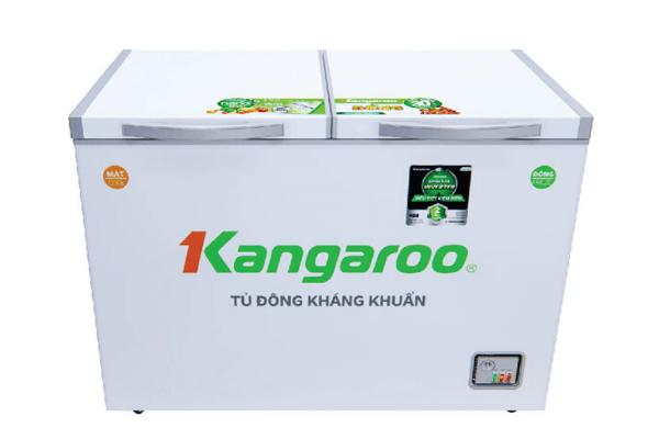 Tủ đông kháng khuẩn Kangaroo inverter Bảo hành chính hãng 20 thá...